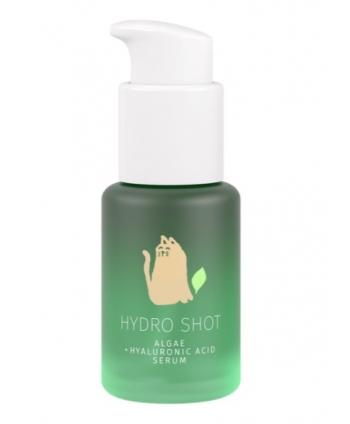 Serum z Algami Hydro Shot Algi + Kwas Hialuronowy - YOPE