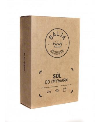 Sól do Zmywarki 2 kg - BALJA