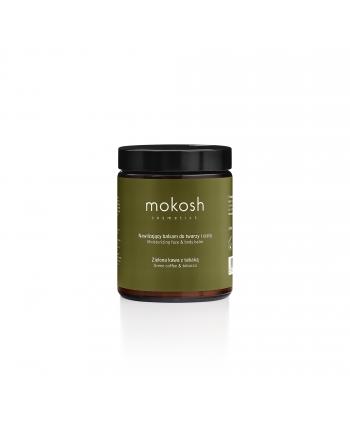 Balsam do Twarzy i Ciała Zielona Kawa z Tabaką - Mokosh
