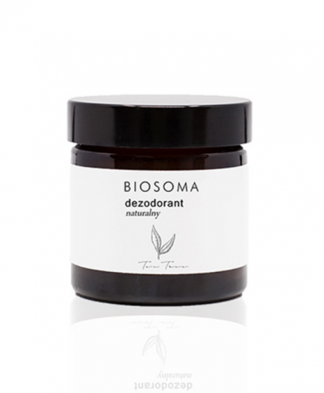 Dezodorant Drzewo Herbaciane - Biosoma