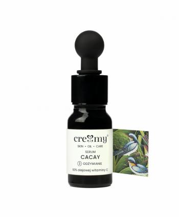 Serum Cacay 10 ml - Creamy