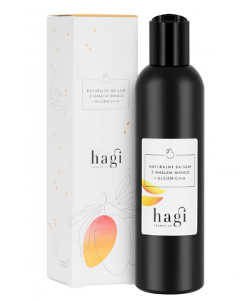 Balsam z Masłem Mango i Olejem Chia - Hagi