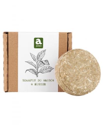 Szampon w Kostce Zielona Herbata - Ajeden