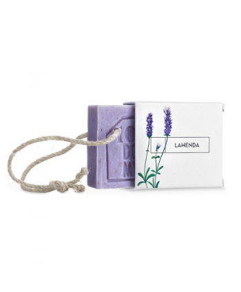 Mydło Lawenda - Ministerstwo Dobrego Mydła