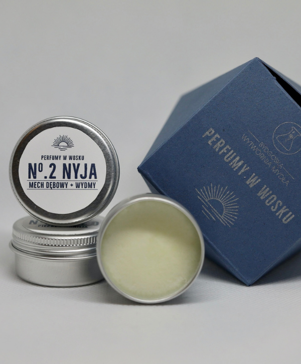 Perfumy Nr.2 NYJA Mech Dębowy - Bydgoska Wytwórnia Mydła