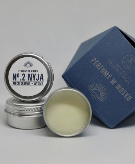 Perfumy Nr 2. NYJA Mech Dębowy - Bydgoska Wytwórnia Mydła