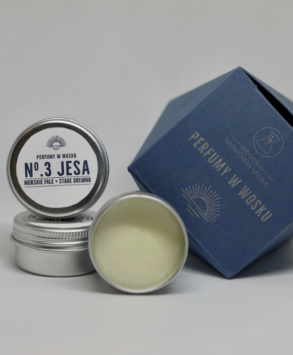 Perfumy Nr. 3 JESA Morskie Fale - Bydgoska Wytwórnia Mydła
