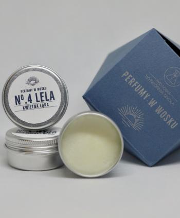 Perfumy Nr. 4 LELA Kwietna Łąka - Bydgoska Wytwórnia Mydła
