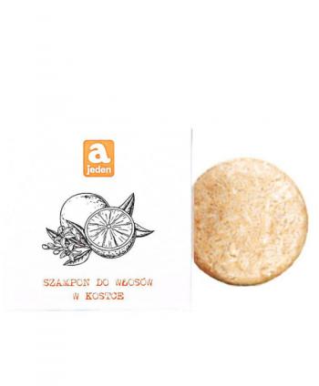 Szampon w Kostce Pomarańcza - Ajeden