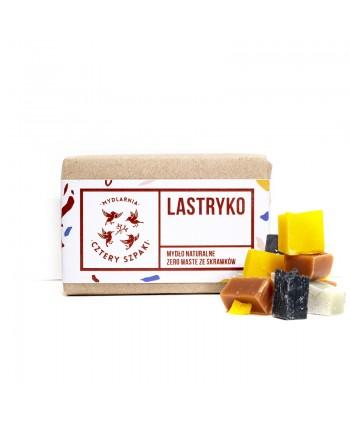 Mydło Lastryko (Zero Waste) - Cztery Szpaki