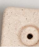 Ceramiczna Podstawka Cube Beige - Purnama Rituals