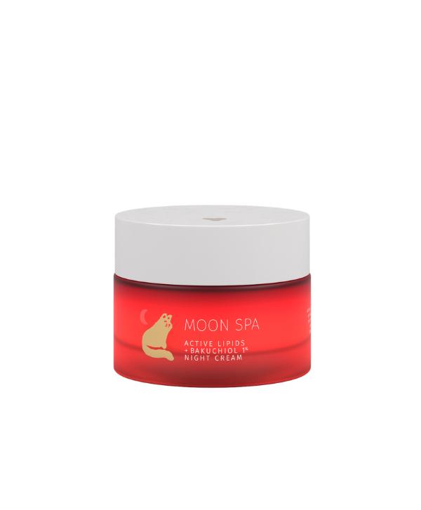 Krem na Noc Moon SPA Aktywne Lipidy + Bakuchiol 1% - YOPE