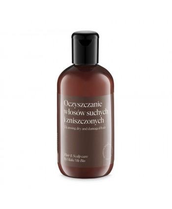 Hair and Scalp Care Oczyszczanie Włosów Suchych i Zniszczonych - Make Me Bio