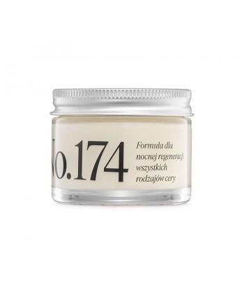 No 174 Formuła dla Nocnej Regeneracji skóry Twarzy - Make Me Bio