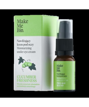 Nawilżający Krem Pod Oczy Cucumber Freshness - Make Me Bio