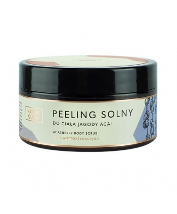 Peeling Solny Jagody Acai - Nature Queen