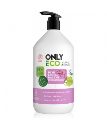 Płyn do Naczyń Hipoalergiczny 1L - Only Eco